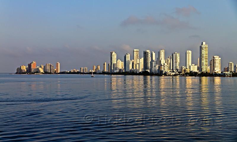 Cartagena Morning