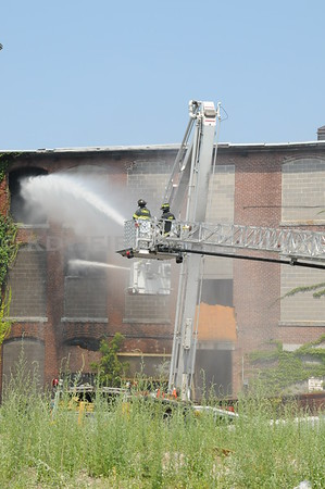Lawrence, MA - 3rd Alarm - 9 South Canal St - 8/8/10
