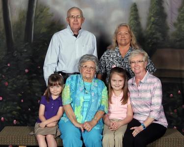Grandparents Day Portraits