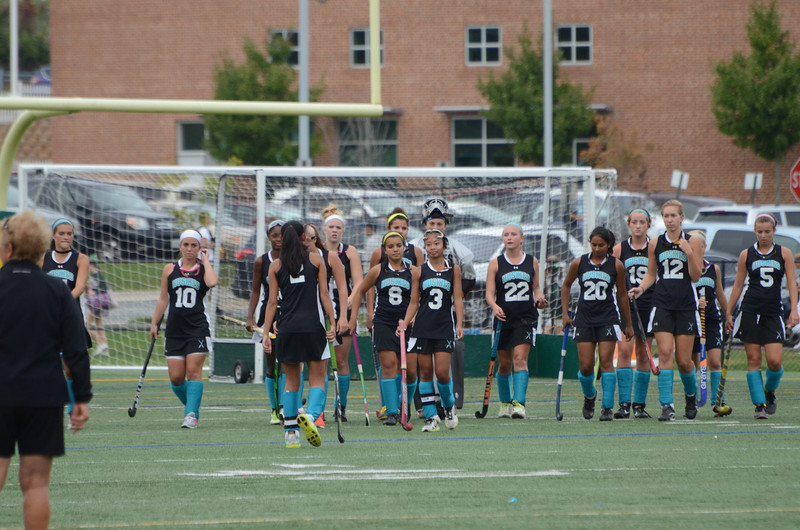 Varsity Field Hockey September 28 vs North Harford