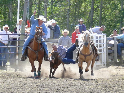 Steer Wrestling Section 2