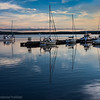 End of the Day in Pictou Harbor