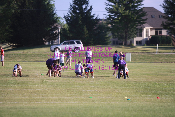 2010 ROCHELLE HUBS YOUTH FOOTBALL CAMP
