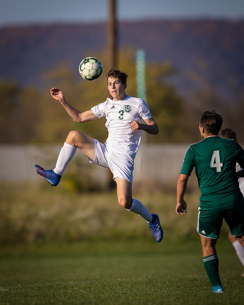 Boys HS Soccer | Central Dauphin @ Carlisle | October 17, 2020