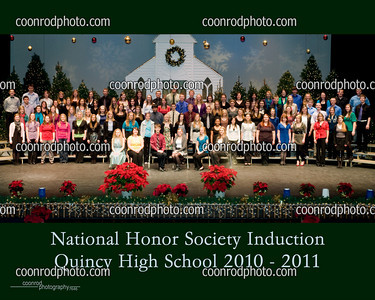 NHS Induction 2010