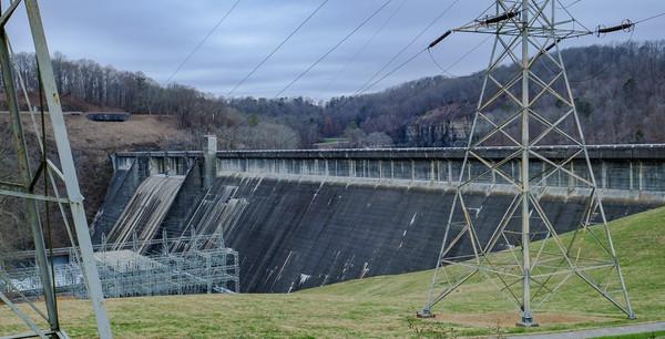 Norris Dam Challenge