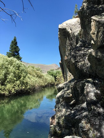 Blacks Pond - California