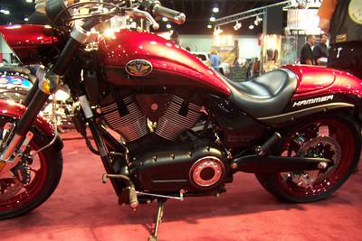 Dallas Motorcycle Show - 2006