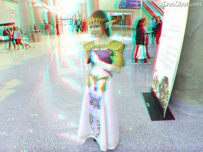 AX 2012 Monday Anaglyph