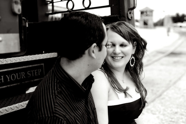Amanda & Marc Engagements