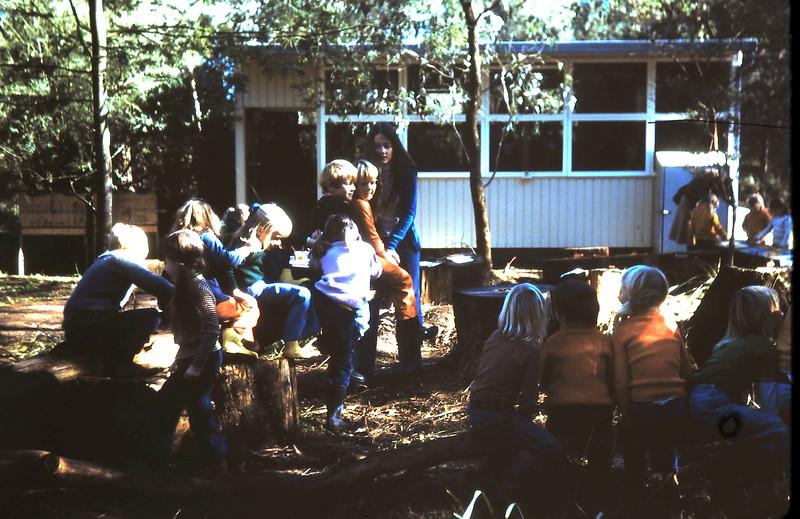 1976-7 (7) Allen 5 years at Healesville with school.JPG