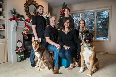 Kramer Family Portraits