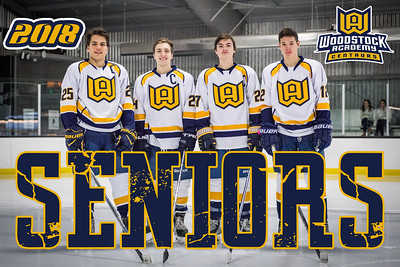 WA Hockey Senoirs Class of 2018