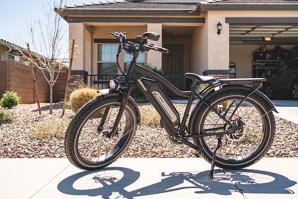 Himiway Bike