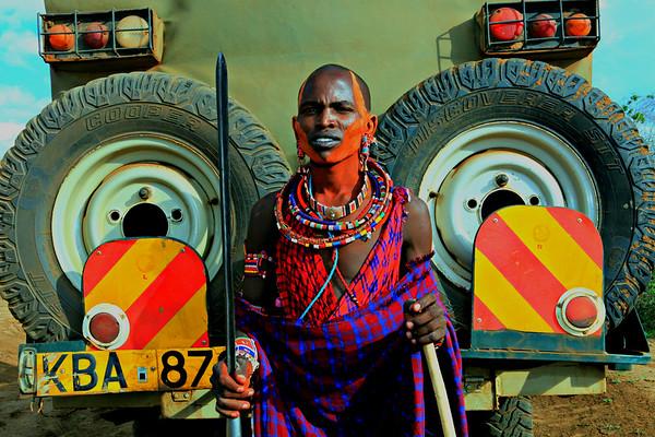 The Maasai of Kenya (new)