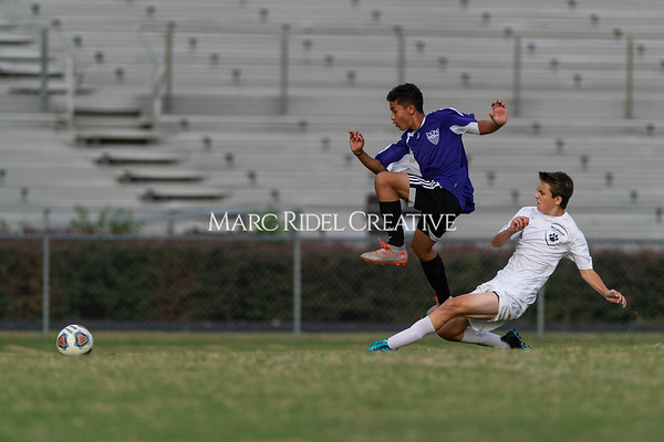 Broughton soccer vs Millbrook. October 7, 2019. D4S_5748
