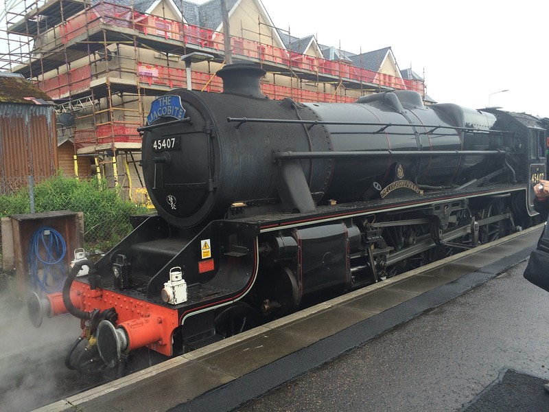 Jacobite Steam Train, Fort William - 17.jpg
