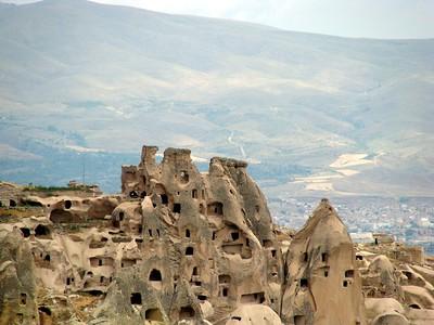 Turkey: Cappadocia, Izmir, Nevşehir, Düden Şelalesi, Agora