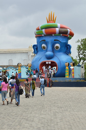 Ramoji Film City - Fundustan