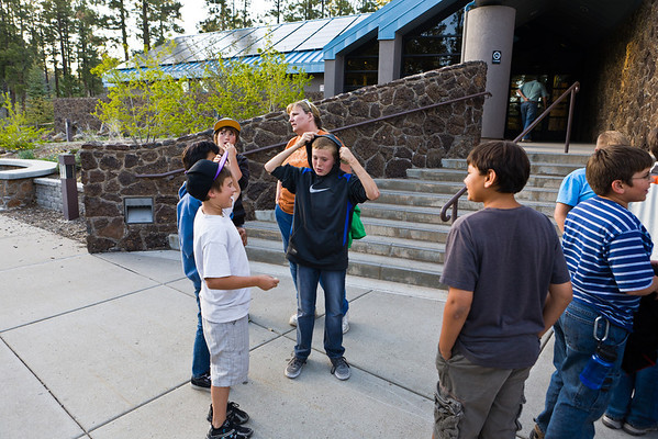 2011 CCS 6th Grade Trip - Day 1 - May 4th - Lowell Observatory