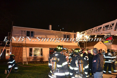 East Meadow F.D. House Fire 2244 2nd Street 12-22-11
