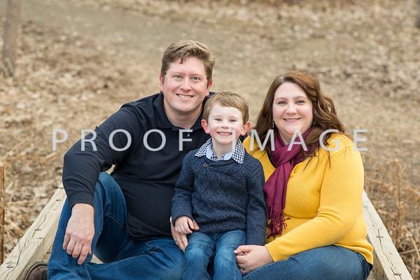 Bates Family 2019