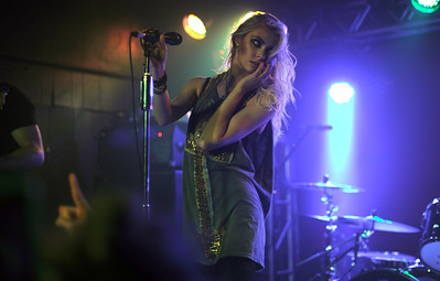 The Pretty Reckless 2013