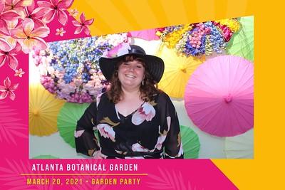 ABG Garden Party Costume Contest-3/20/2021