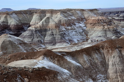 Painted Desert/Petrified Forest NP