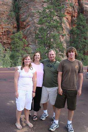 Zion National Park (20 Jul)