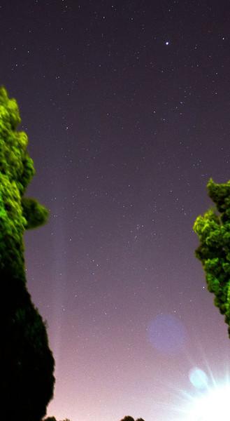 Comet Lovejoy - 25/12/2012 (Processed single image)