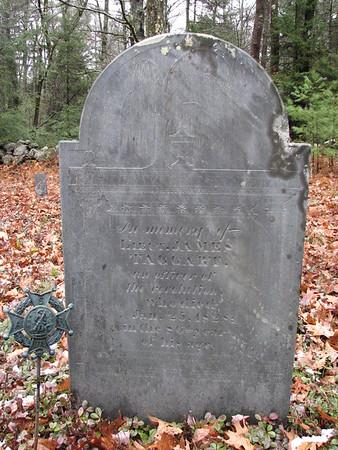 James Taggart Grave