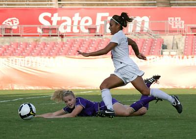 UH Soccer vs SFA