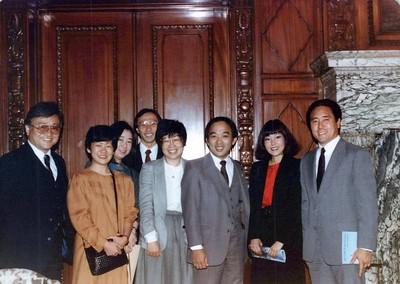 4-9 to 18-1985 Japan - Liberal Democratic Party Sponsorship