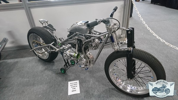 Irish Motorcycle Show 2017 Custom Show
