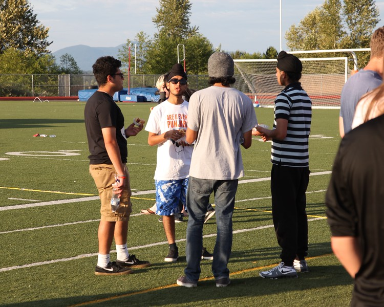 2015 AMHS Senior Sunset - May 29