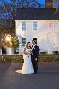 Jessica & Conor Dunphy Wedding- Deerfield Inn, Deerfield, MA