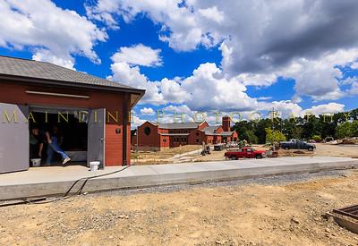 June 28, 2016 SKPS church construction