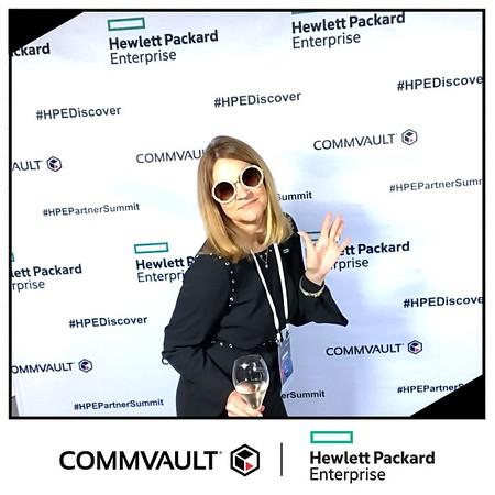 COMMVAULT | HPE