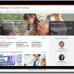 Intranet Sites for Fortune 50 company