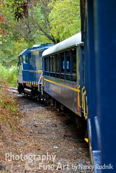 Blue Ridge, GA Train 10/2012