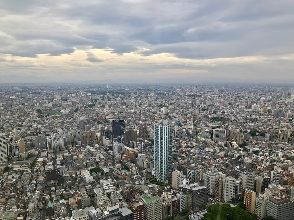 Tokyo Metropolitan Government Offices Observation Deck