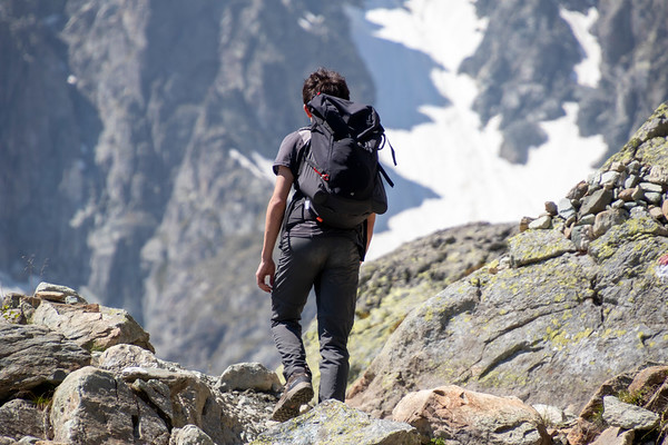 Hiking and climbing in Northern Italy