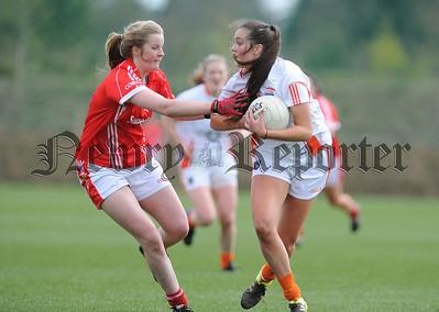 Armagh v Cork Ladies NFL, Abbottstown, 17.04.16