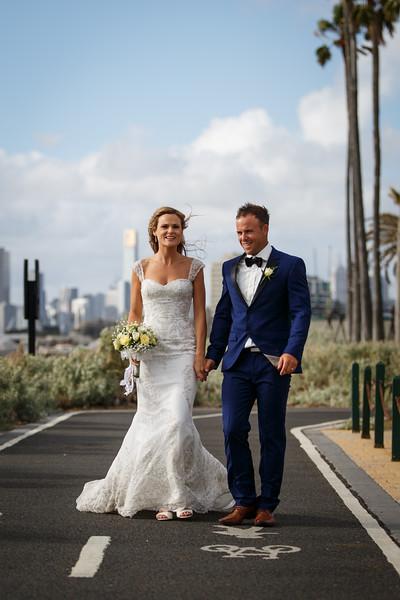Carly and Scott - Wedding
