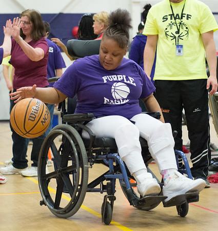 Basketball - Skills