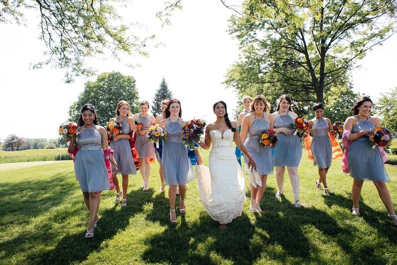 LeCapeWeddings Chicago Photographer - Renu and Ryan - Hilton Oakbrook Hills Indian Wedding -  301.jpg