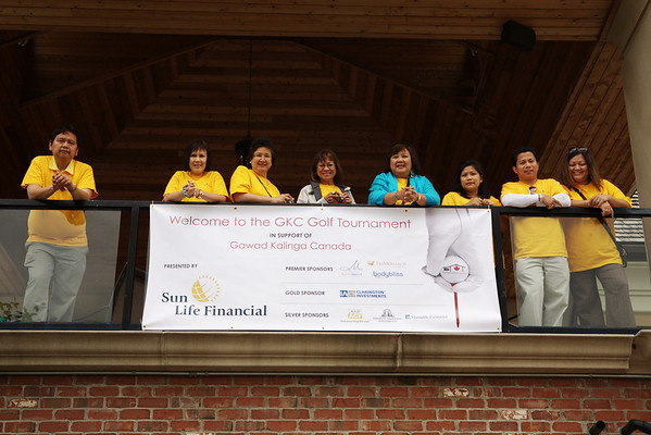 Gawad Kalinga Canada Golf Tournament 2011