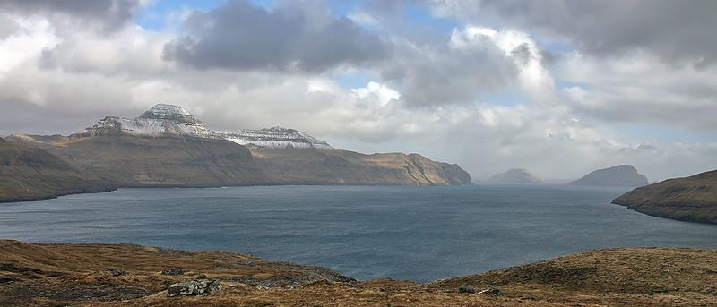 Fær Øer panorama