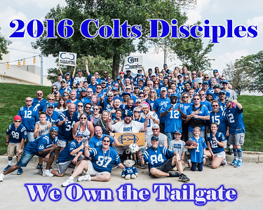 2016 Colts Disciples